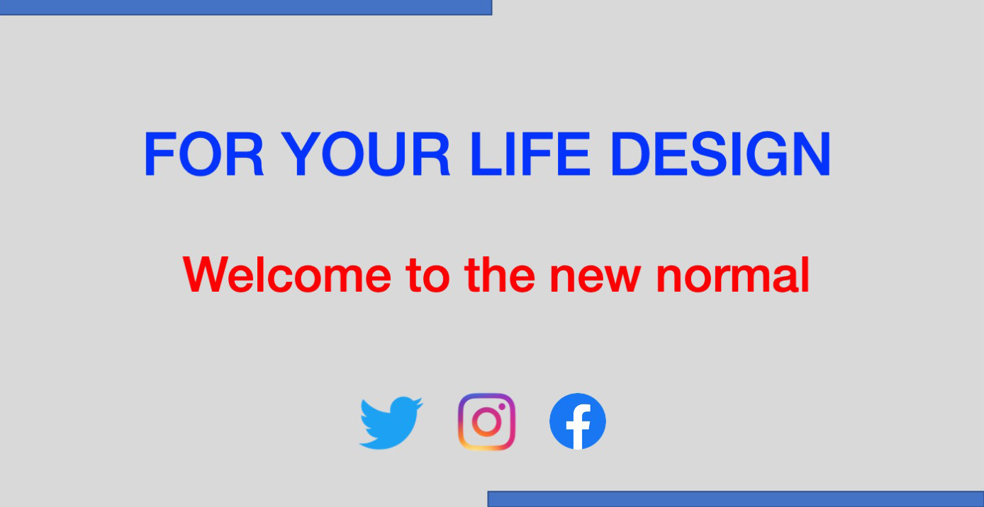FOR YOUR LIFE DESIGN+SNS_2