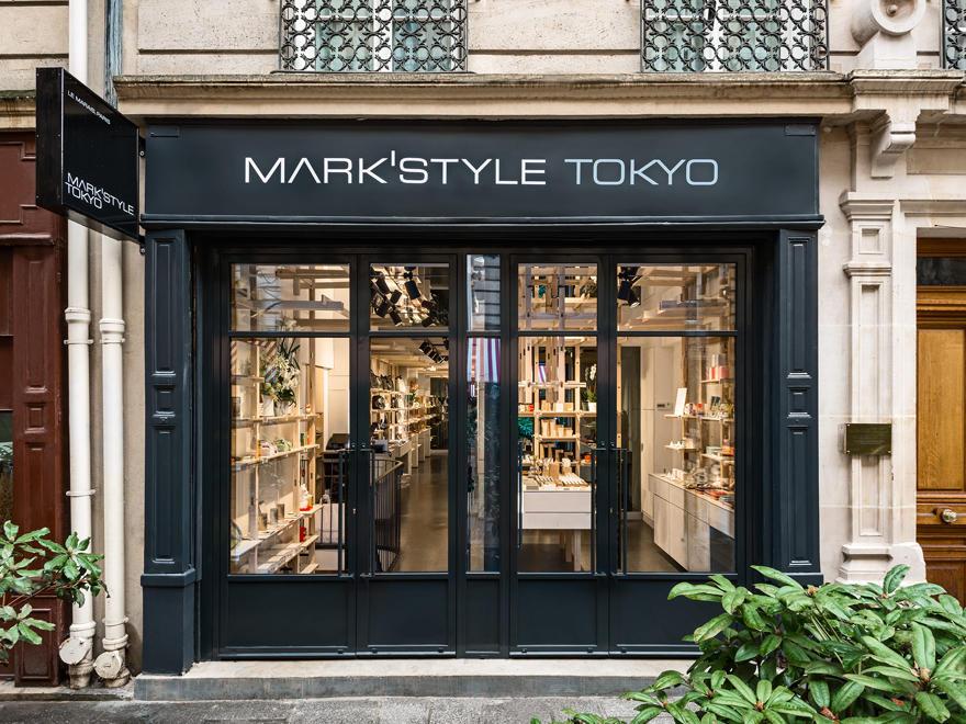 MARK'STYLE TOKYO Paris Le Marais