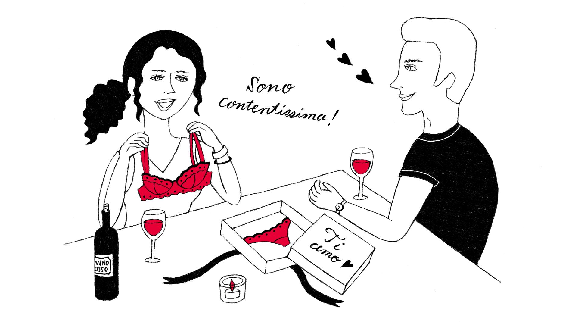 【イタリア編】大切な女性へ、工夫を凝らした愛のギフトを