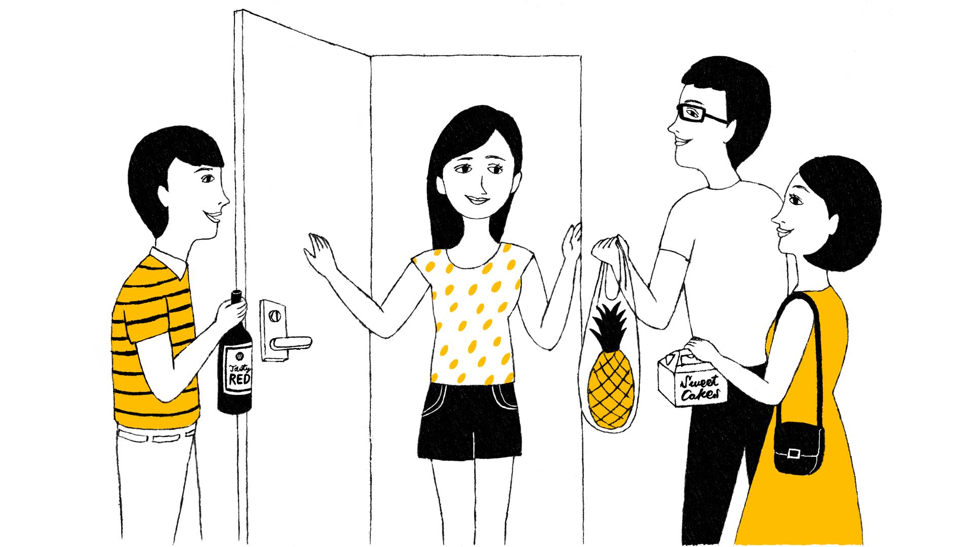 【シンガポール編】ギフトとは「好きなものを好きな人とシェアする」こと